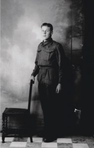 Private Horace Victor Moughton